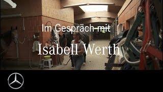 Isabelle Werth im Gespräch