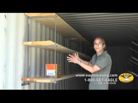 Storage Container Shelves - Eagle Leasing Storage Container Shelves & Storage Container Shelves - Eagle Leasing Storage Container Shelves ...