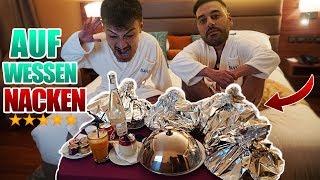 AUF WESSEN NACKEN im 5* Sterne URLAUB Marokko |  FaxxenTV