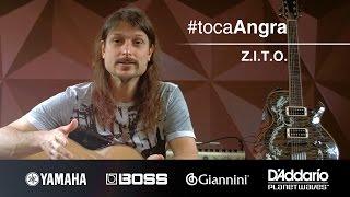 #TocaAngra | Z.I.T.O. - Angra (aula de violão)