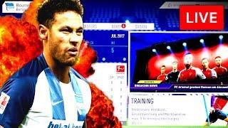 NEUE KARRIERE MIT HERTHA BSC BERLIN !!! 🔥🔥 FIFA 18 Karrieremodus Live Stream (Deutsch)