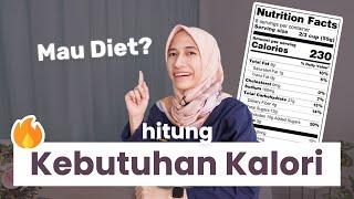 Cara Diet Sehat: Prinsip Diet & Cara Hitung Kebutuhan Kalori Harian   dr. Vania Utami