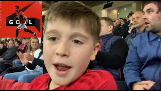 Manchester United v Astana | Match Day Vlog | Europa League Match 1 Group L | 19.09.2019