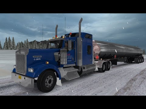 Bettles To Prospect Creek American Truck Simulator