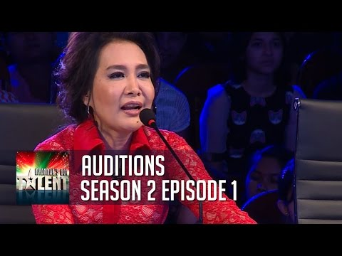 Myanmar's Got Talent 2015 | Auditions | Season 2 Episode 1 | FULL