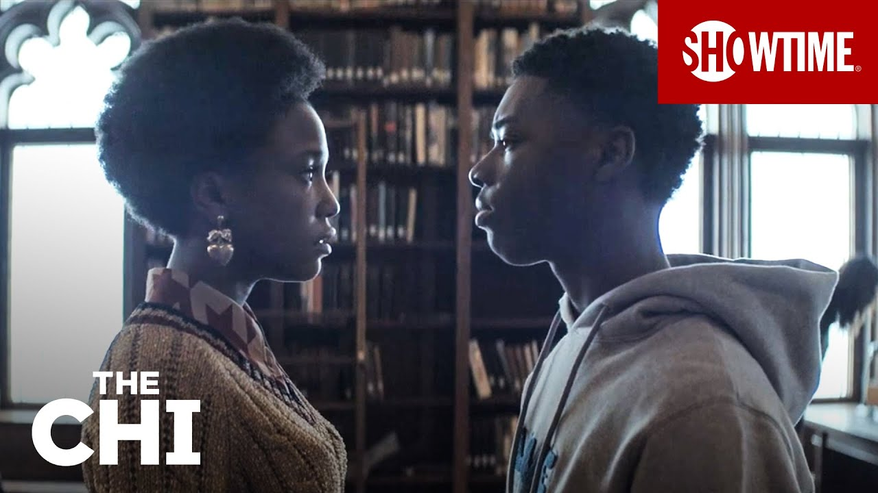 Download 'Stop Telling Me How to Think' Ep. 2 Official Clip   The Chi   Season 4