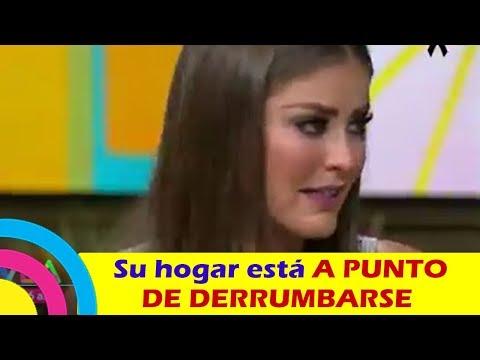 Vanessa Claudio / SU HOGAR ESTÁ A PUNTO DE DERRUMBARSE