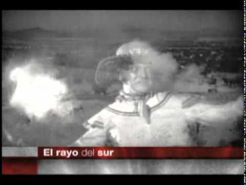 """Cine Nostalgia promocional """"El rayo del sur"""""""