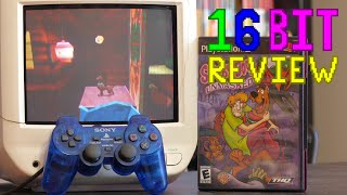 Scooby Doo Unmasked Review - 16 Bit Game Review