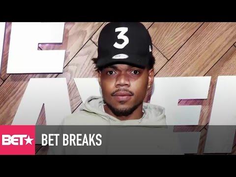 Chance The Rapper Files Suit Against Knock Offs - BET Breaks