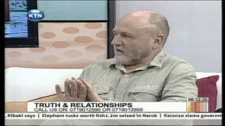 Truth and Relationships interview with Chris Hart Watch KTN Live ht...