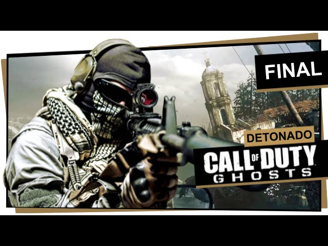 Call of Duty Ghosts #18 (Final) - O Assassino de Ghosts (Dublado em Português)