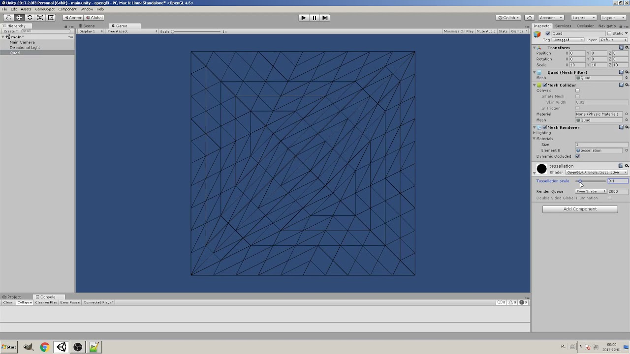 Unity3D GLSL geometry shader - minimal code for beginners - Unity Forum