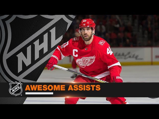 Awesome Assists from December