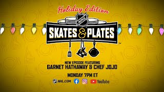 Skates and Plates Episode 5 Holiday Edition premieres 12/21 at 7pm ET