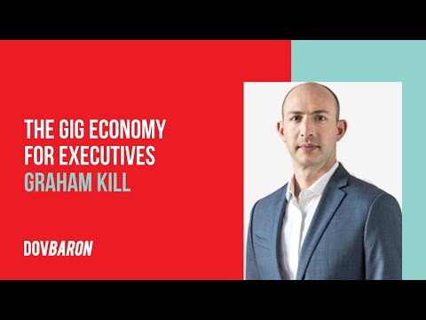 The Gig Economy For Executives [audio] with Michael Zipursky