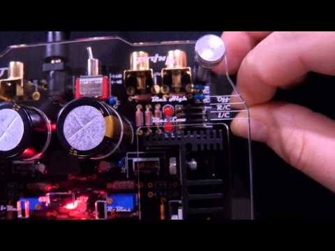 SETTING TUBE VOLTAGE AND BIAS - GARAGE1217 SUNRISE, STARLIGHT AND HORIZON AMPLIFIERS