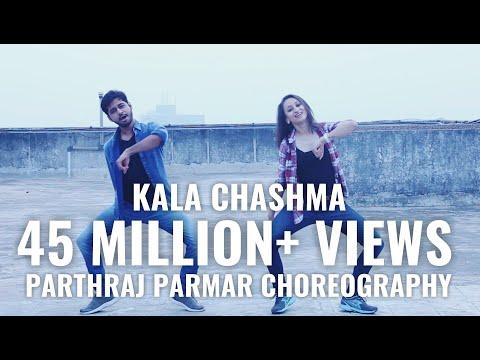Kala Chashma Dance Choreography by Parthraj Parmar | Baar baar dekho movie