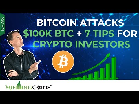 #128 Bitcoin Attacks Coming! $100K BTC + 7 Tips for Crypto Investors