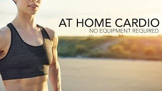 At Home Cardio Workout with No Equipment (NO RUNNING REQUIRED!!)(Best at home cardio workout can be found in our 90 day fitness and nutrition system http://athleanx.com/x/best-at-home-cardio-workout This home cardio ..., 2017-03-09T20:22:32.000Z)