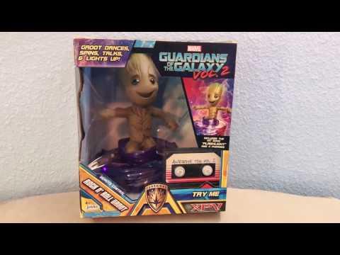 Dancing Baby Groot! Giveaway