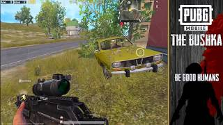 THE CIRCLE WINNING ON THE EDGE- SOLO CAR TRICK PUBG MOBILE