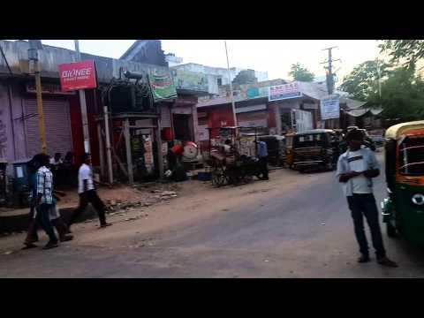 New Sanganer Road, Jaipur open site video