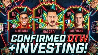 ONES TO WATCH CONFIRMED! BEST OTW GOLD CARD INVESTMENTS!! FIFA 20 Ultimate Team