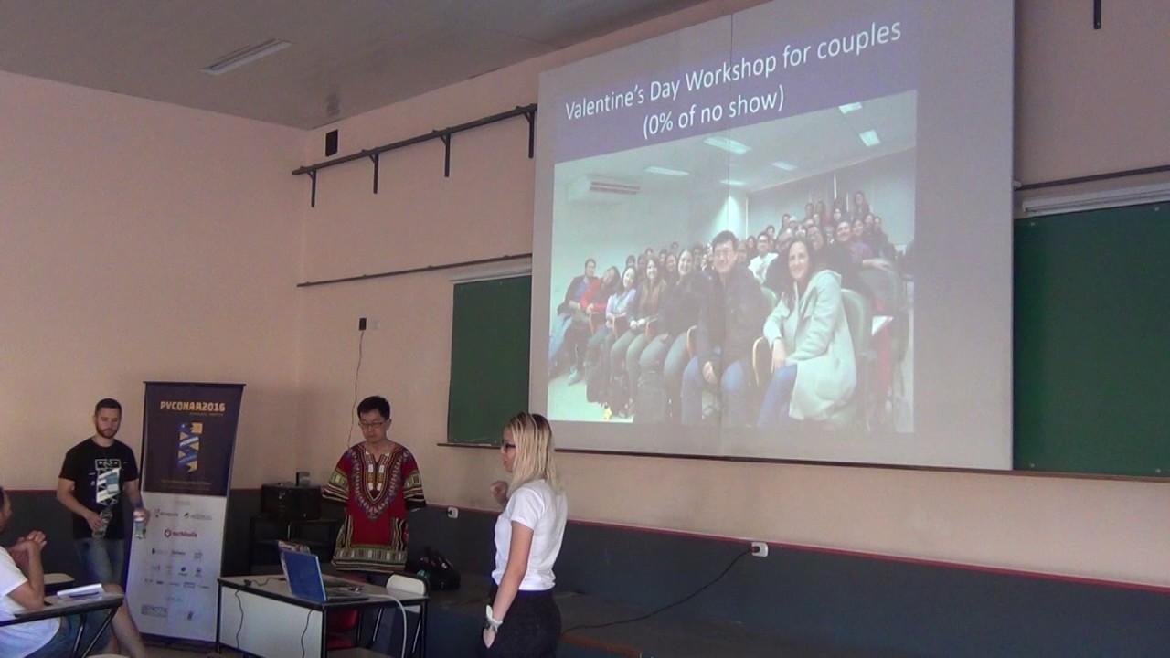 Image from import pybr12: experiencias de inclusión en la última PyCon Brazil