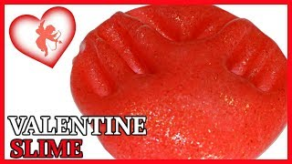 "DIY VALENTINES SLIME FOR YOUR FRIENDS ""SISTER FOREVER"""