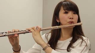 【ガヴォット】島村楽器静岡パルコ店フルートインストラクター演奏
