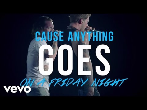 Florida Georgia Line – Anything Goes (Lyric Video)