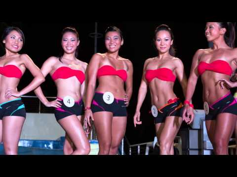 Singapore Female Fitness Model Search - NutriGirl 2014