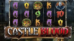 Castle Blood Online Slot from GameArt