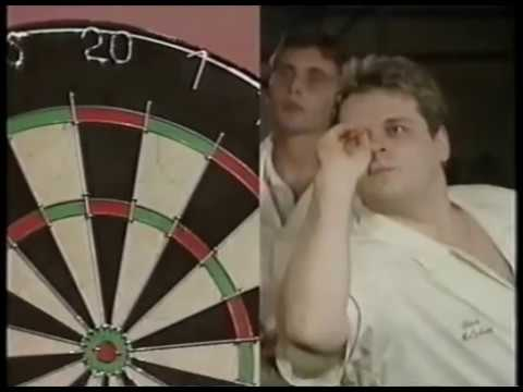Steve McCollum vs. Andy Waugh - Semi-Final - 1990 Cockney Classic