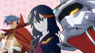SSSS. Gridman: Studio Trigger at its Finest | Get In The Robot