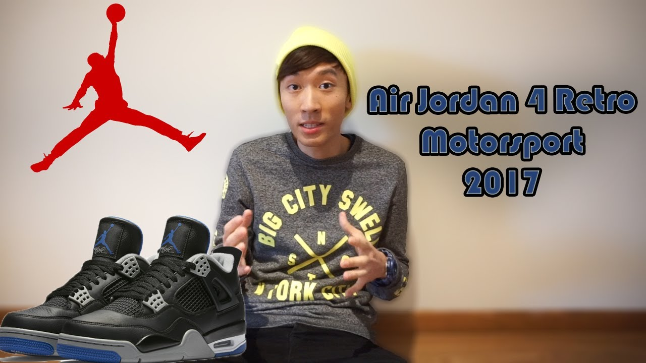size 40 44068 0465a  廣東話  Sneakers 波鞋開箱文Air Jordan 4 Motorsport Alternate review