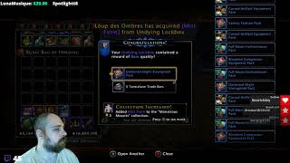 Neverwinter - Stream Highlights - Mod 14 Launch - Undying Lockbox Opening