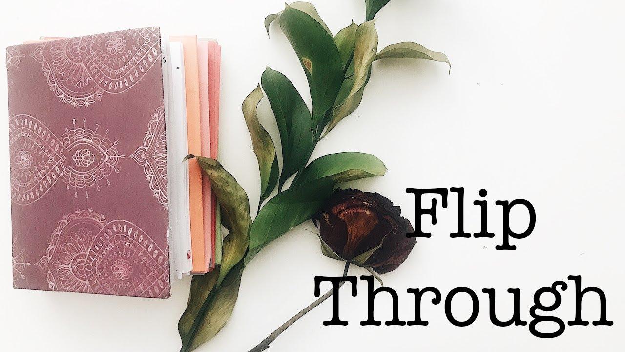travel journal flip through mexico mission trip youtube