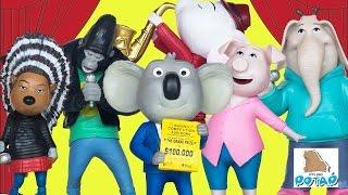 SING ЗВЕРОПОЙ МУЛЬТИК НА РУССКОМ! Мультфильмы для Детей #Игрушки #ГОЛОС Детские Видео