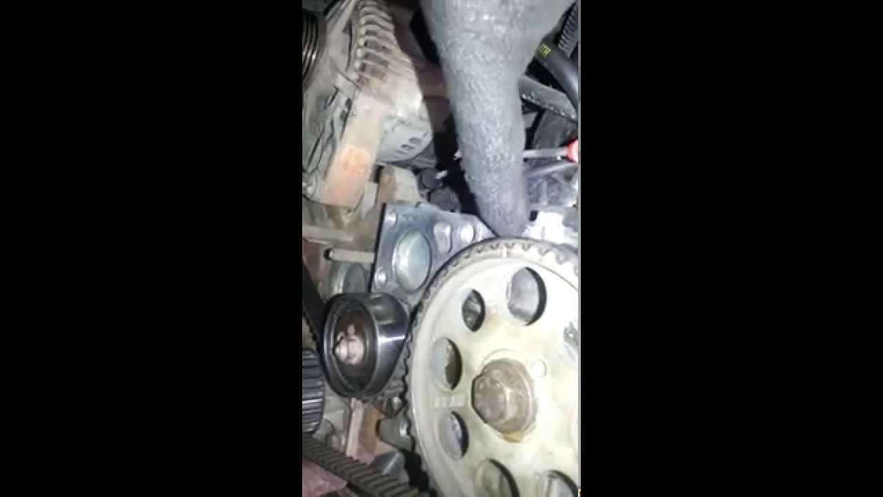 Timing Belt Fiat Punto 1 2 8v 1 6 Youtube