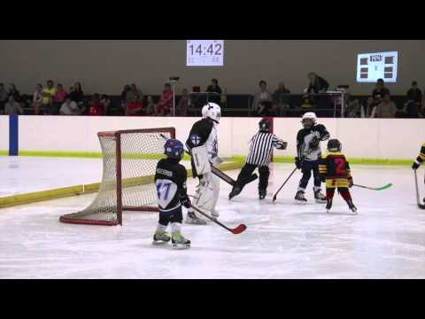 Forest Knights vs Pretoria Capitals Ice Hockey (u12)