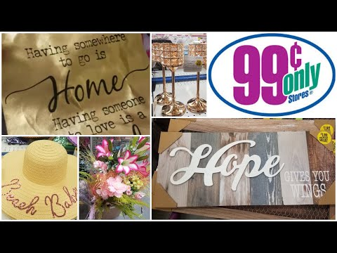 NEW' 99 Cent Only | Mother's Day & Home Decor