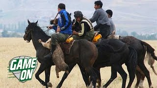 Baixar Barbaric Sport Of Goat Grabbing | Game On