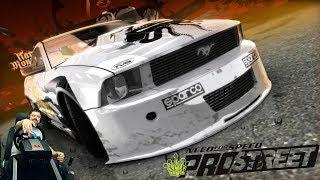 Натянул Королеву дрэга - отжал Ford Mustang GT - Need for Speed: ProStreet