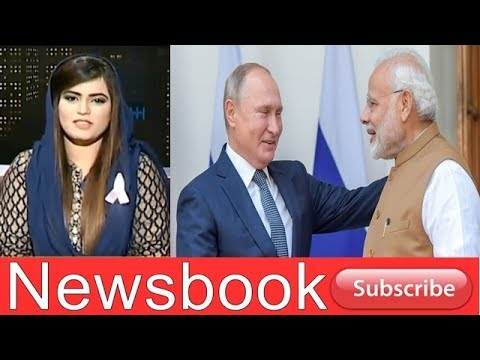 Pak Media Crying: Russia Signs S-400 Missile Deal With India