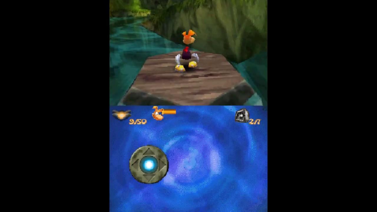 Nintendo DS Longplay [001] Rayman DS