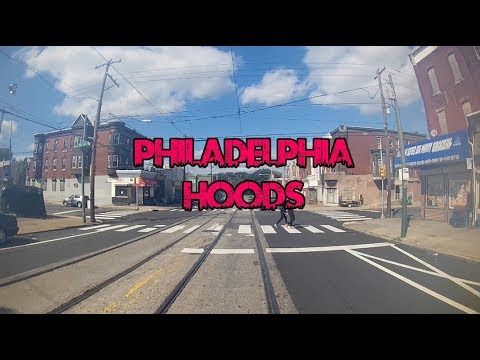 PHILADELPHIA HOODS | West Philadelphia [East Parkside] Pt.1