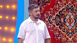 Злой муж Александр Бережок - Лучшие Приколы 2021   Дизель Шоу 2021