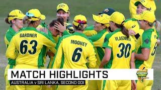 Haynes, Jonassen secure big win for Aussies | Second CommBank ODI